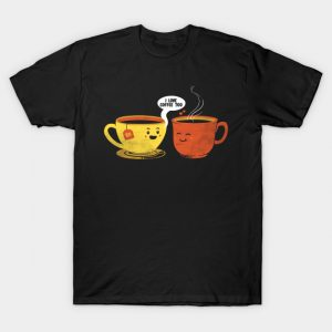 I Love Coffee Too T-Shirt
