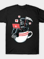 Love Death and Coffee T-Shirt