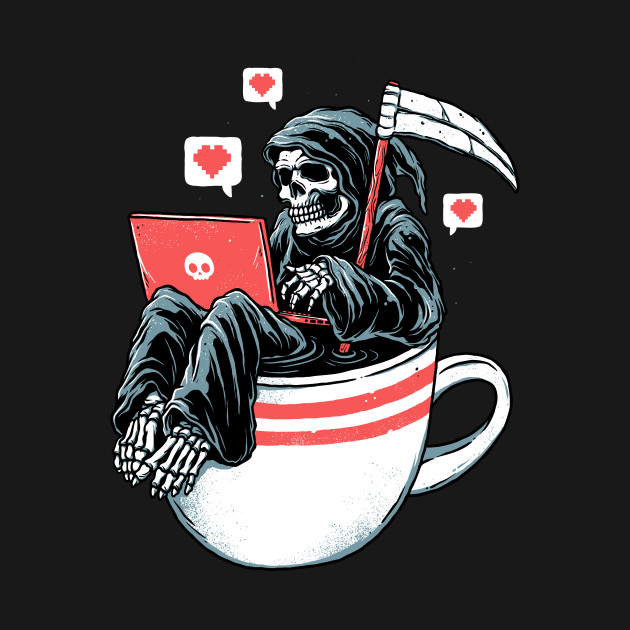 Love Death and Coffee