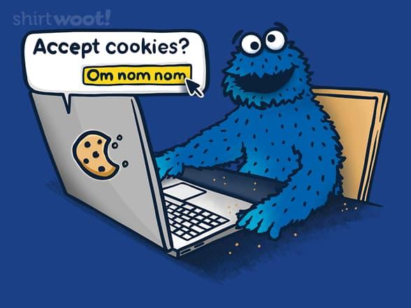 Me Accept Cookies