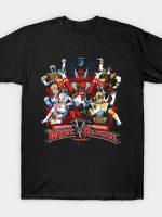 Merc Rangers T-Shirt