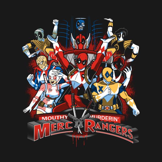 Merc Rangers