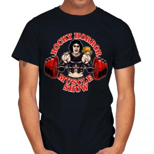ROCKY HORROR MUSCLE SHOW T-Shirt