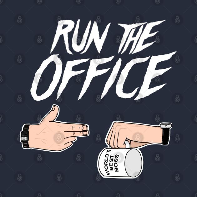 Run the Office T-Shirt