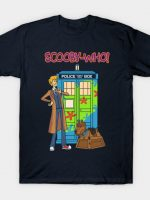 Scooby-Who! T-Shirt