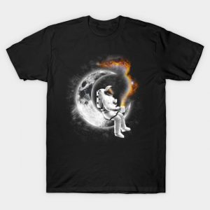 Space Coffee Break T-Shirt