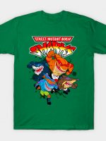 Street Mutant Ninja Sharks T-Shirt