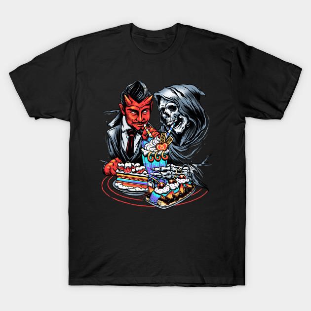 THE DEVIL'S TREAT T-Shirt