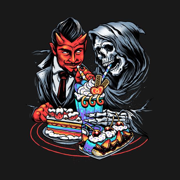 THE DEVIL'S TREAT
