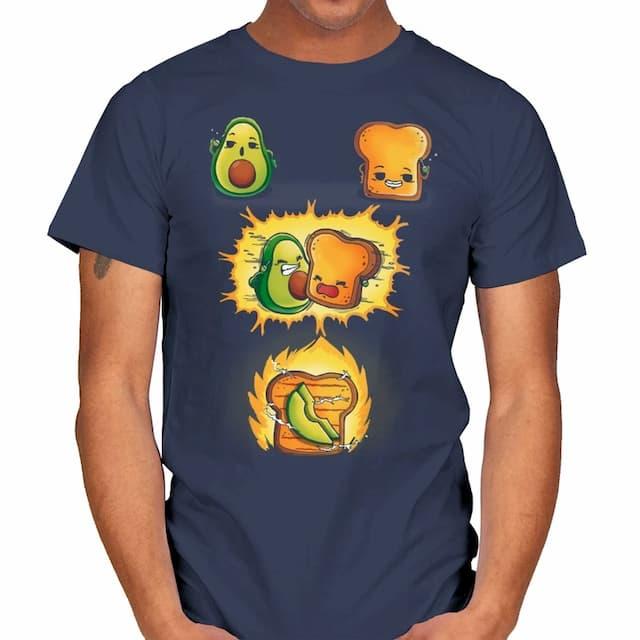 AVACADO TOAST POWER T-Shirt