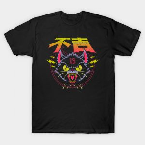 Bad Luck Black Cat T-Shirt