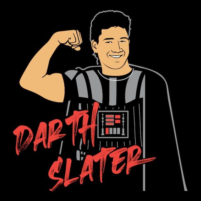DARTH SLATER