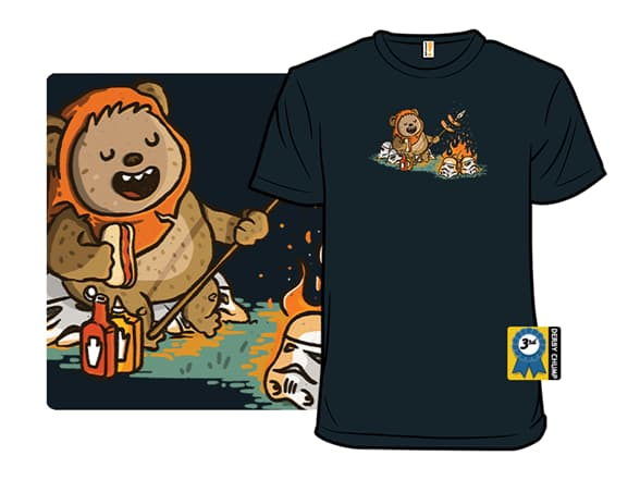 Endor's Best BBQ T-Shirt