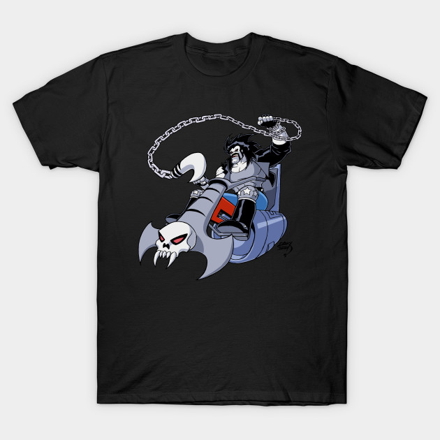 Lobo - The Main Man T-Shirt