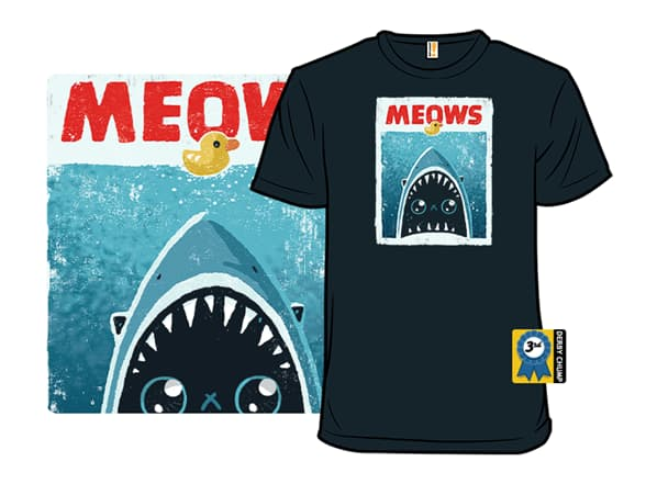 Meows T-Shirt