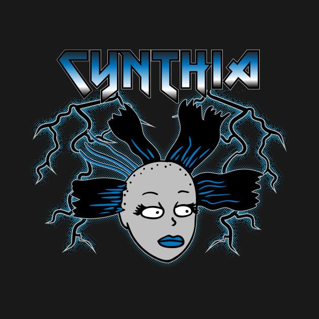 Metal Head Cynthia