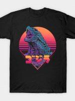 Retro Monster T-Shirt