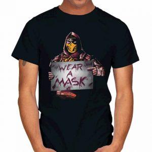 SCORPION SAYS T-Shirt