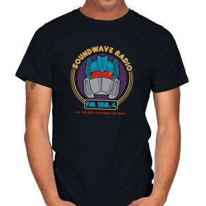 SOUNDWAVE RADIO T-Shirt
