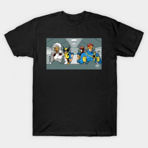 SR71 X-Men T-Shirt