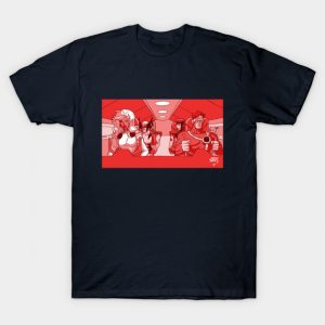 SR71 red T-Shirt