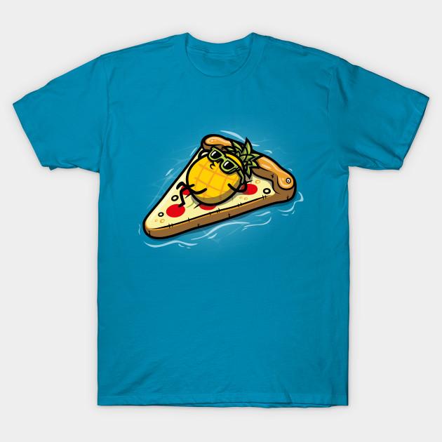 Summer Vibes Pineapple T-Shirt