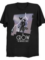 The Animated Crow T-Shirt
