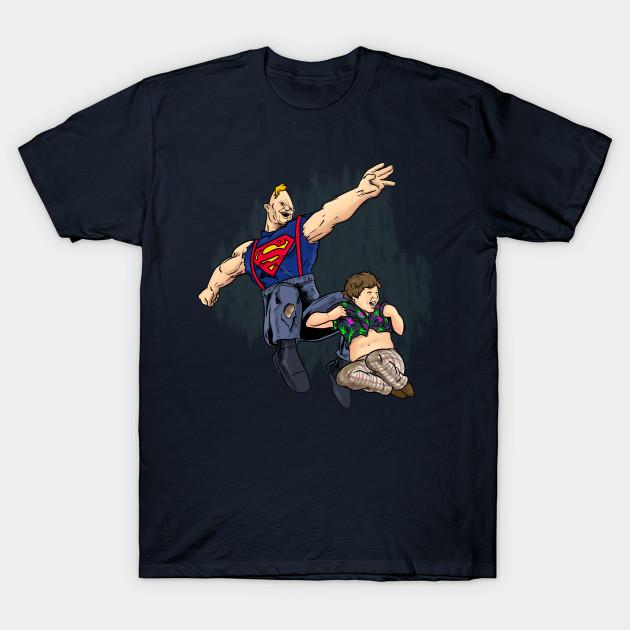 The Dark Sloth Goonies T-Shirt