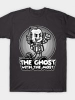 The Ghost with the Most T-Shirt