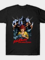 A Nightmare On Shred Street T-Shirt