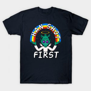 Angel Greedo T-Shirt
