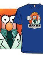 Beaker's Mail-Order STEM Projects T-Shirt