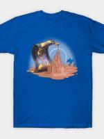 Desert castle T-Shirt