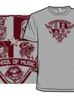 Electric Mayhem School of Music T-Shirt