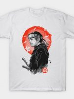 Ghost Samurai T-Shirt