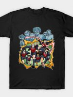 Giant Size Umbrella Men T-Shirt
