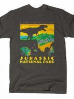 JURASSIC NATIONAL PARK T-Shirt