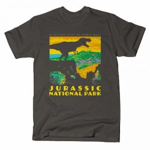 JURASSIC NATIONAL PARK T-Shirt