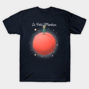 Le petit martien