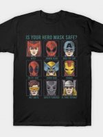 Marvelous Masks T-Shirt