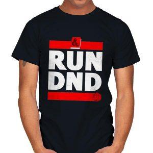 RUN DND T-Shirt