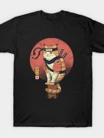 Shinobi Cat T-Shirt