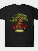 The Karate Bonsai T-Shirt