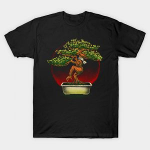 The Karate Bonsai T-Shirt