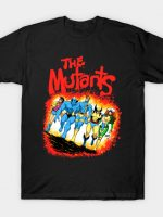 The Mutant Warriors T-Shirt