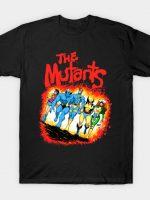 The Mutant Warriors T-Shirt