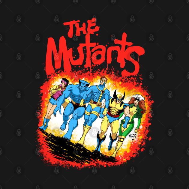 The Mutant Warriors