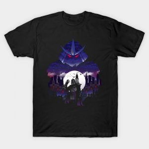 The Shredder Night T-Shirt