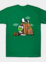 TRAINING NUTS T-Shirt