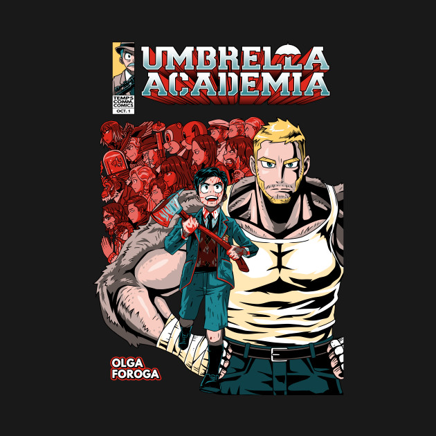 Umbrella Academia